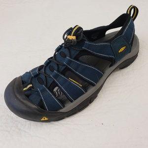 KEEN Newport H2 Hiking Water Sandals Blue